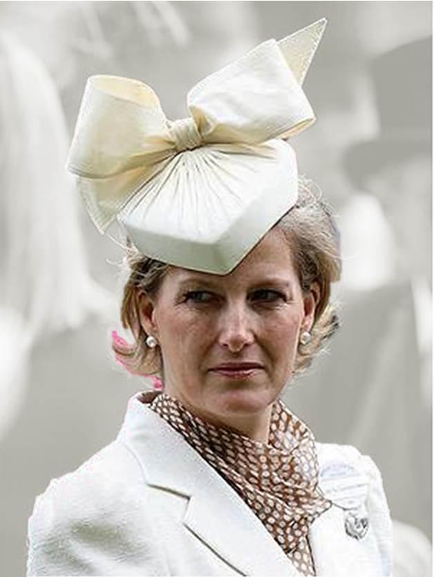 High Fashion Wedding Hats
